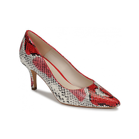 Fericelli JARULO women's Court Shoes in Red