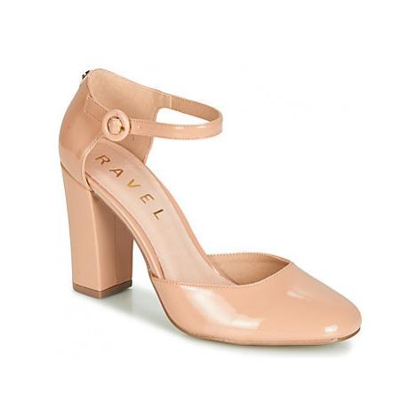 Ravel ATLANTIS women's Court Shoes in Beige