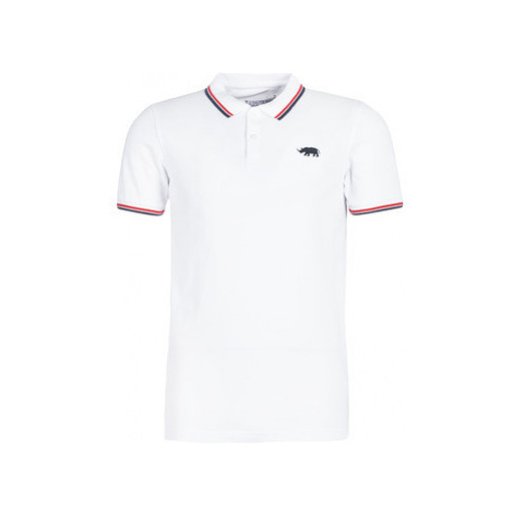 Harrington POLO men's Polo shirt in White