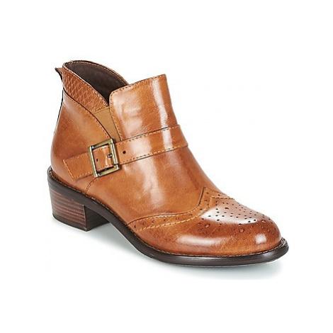Kdopa INNA women's Mid Boots in Brown