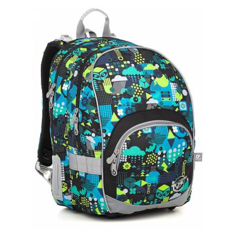 backpack Topgal KIMI 18011 - B/Green