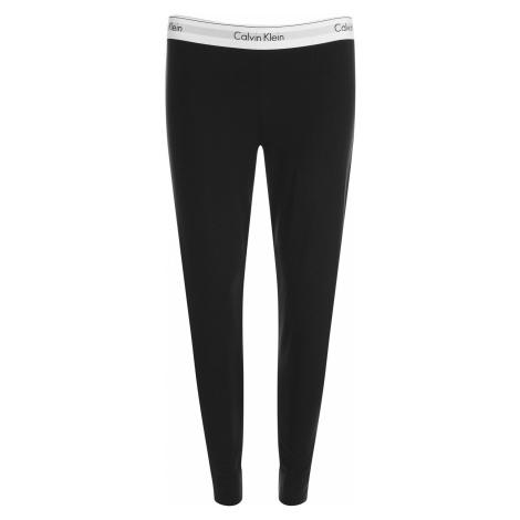 Calvin Klein Women's Modern Cotton Legging Pants - Black