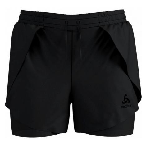 Odlo SHORTS MAHA WOVEN X black - Women's shorts