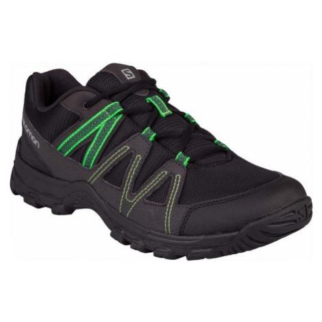 Salomon DEEPSTONE M black - Men's hiking shoes