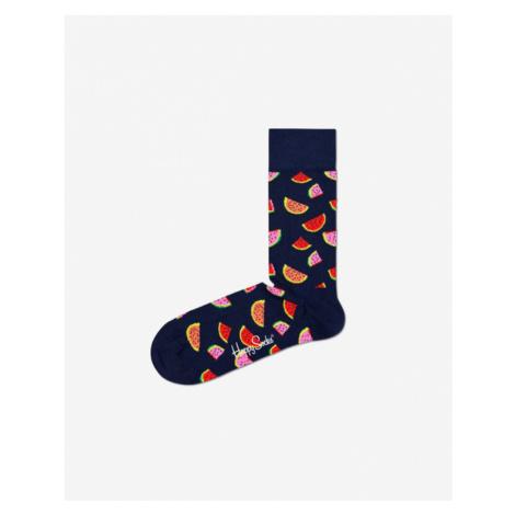 Happy Socks Watermelon Socks Black