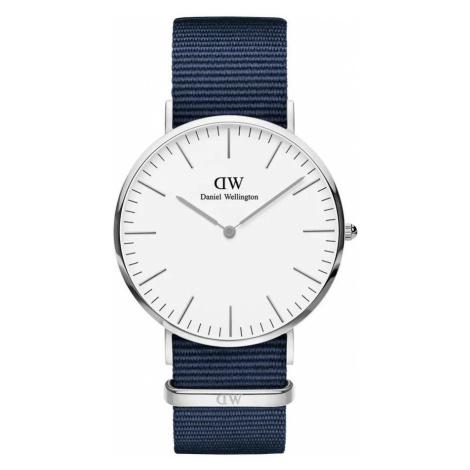 Daniel Wellington Watch Classic Bayswater White 40mm