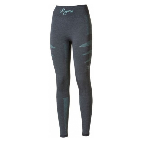 Progress MRN SEAMLESS LT-L dark gray - Women's underpants