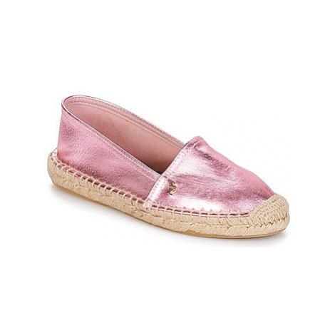 KG by Kurt Geiger MARLA-PINK women's Espadrilles / Casual Shoes in Pink KG Kurt Geiger
