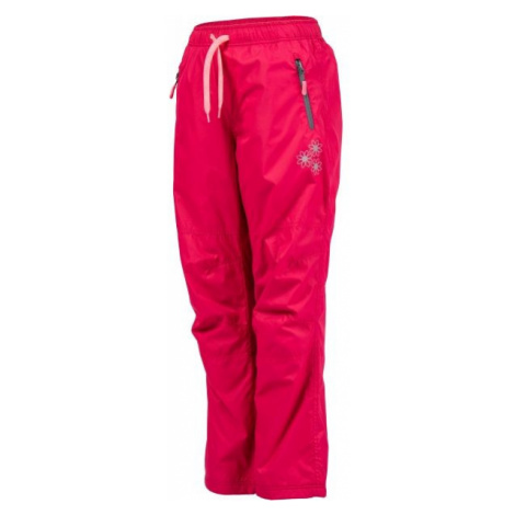 Lewro MILAN pink - Insulated kids' trousers