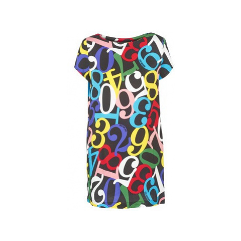 Love Moschino ALEJO women's Dress in Multicolour