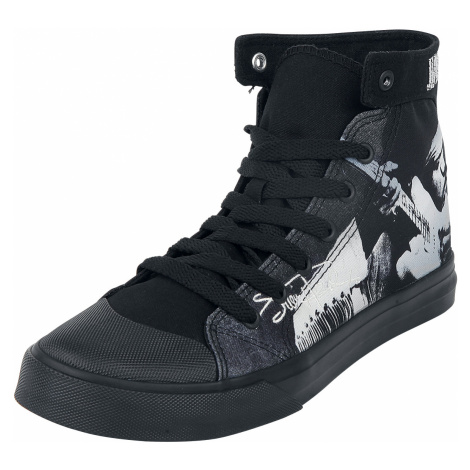 Jimi Hendrix - EMP Signature Collection - Sneakers - black
