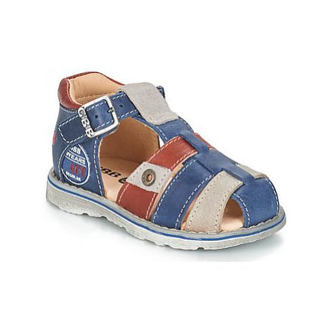 GBB SLOAN boys's Children's Sandals in Blue