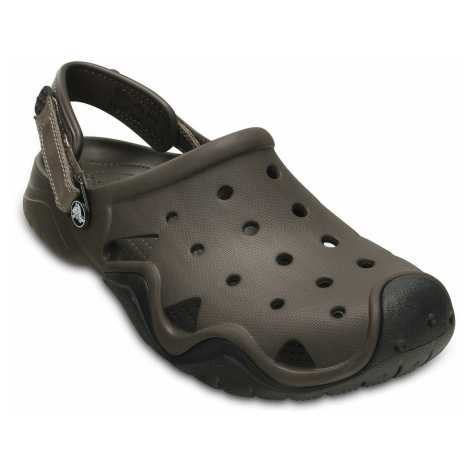 shoes Crocs Swiftwater Clog - Espresso/Black