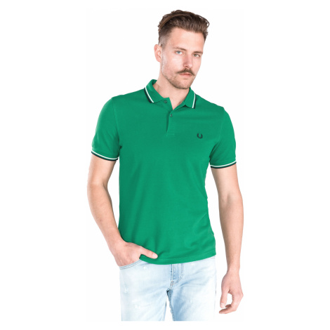 Fred Perry Polo Shirt Green