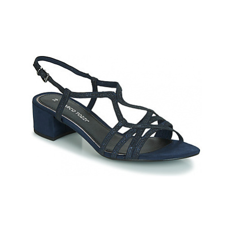 Marco Tozzi TROUDILOU women's Sandals in Blue