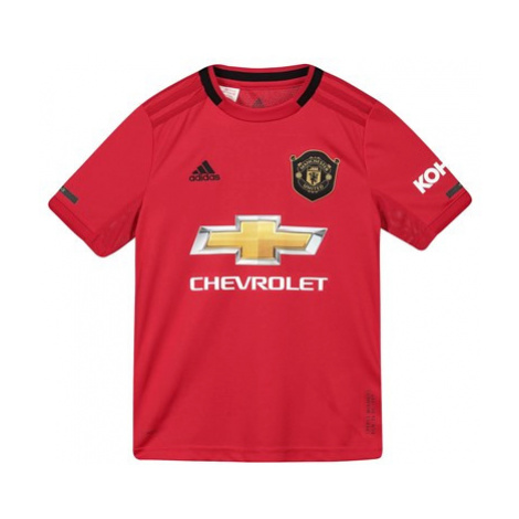 Manchester United Home Shirt 2019 - 20 - Kids Adidas