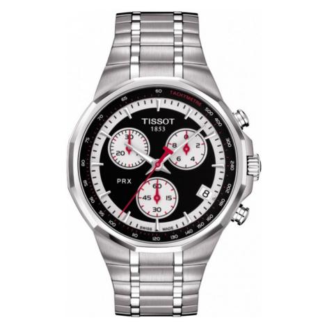 Mens Tissot PRX Chronograph Watch T0774171105101