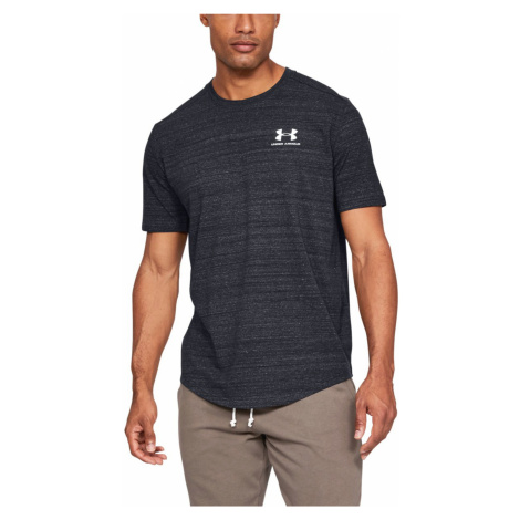 Under Armour Sportstyle T-shirt Black Grey
