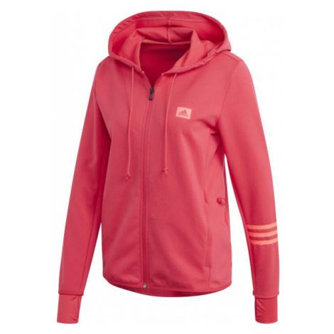 adidas DESIGNED TO MOVE MOTION FULLZIP HOODIE - Women's sweatshirt