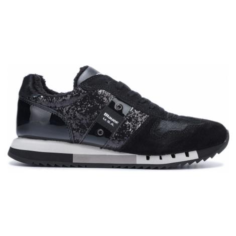 Blauer Melrose Sneakers Black