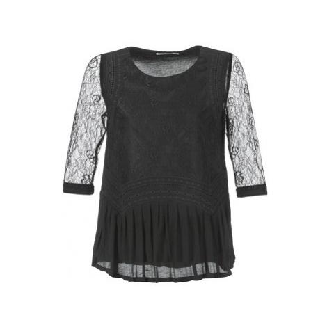 See U Soon SATURNIN women's Blouse in Black