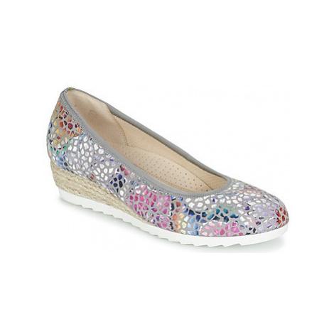Gabor PORA women's Shoes (Pumps / Ballerinas) in Multicolour