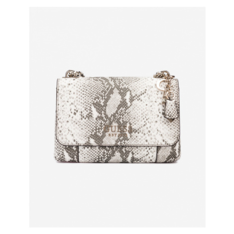 Guess Holly Cross body bag White Grey