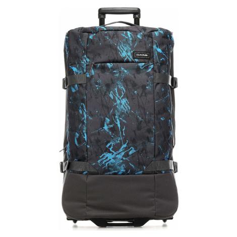 suitcase Dakine Split Roller EQ 100 - Cyan Scribble