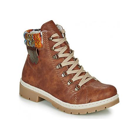 Rieker Y9430-24 women's Mid Boots in Brown