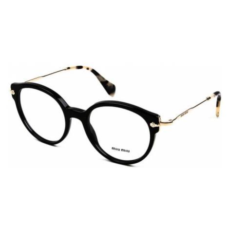Miu Miu Eyeglasses MU04PV 1AB1O1