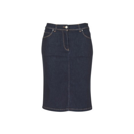 Armani jeans DRENOZ women's Skirt in Blue