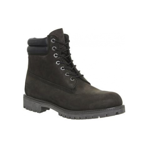 Timberland 6 Inch Double Collar MEDIUM BROWN