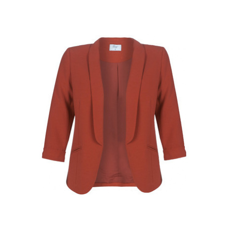 Betty London IOUPA women's Jacket in Brown
