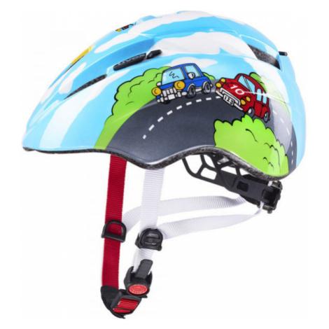 Uvex 20 KID2 BLUE - Kids' cycling helmet