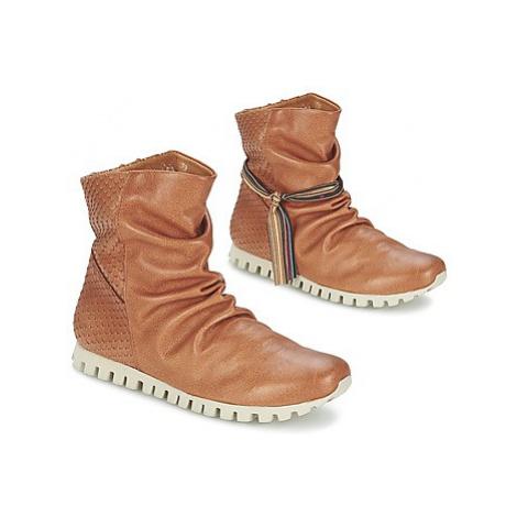 Felmini COIN women's Mid Boots in Brown