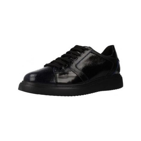 Geox D THYMAR women's Shoes (Trainers) in Black