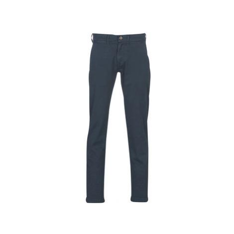 Pepe jeans SLOANE men's Trousers in Blue