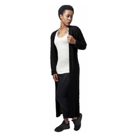 Urban Classics Ladies Boucle Cardigan black