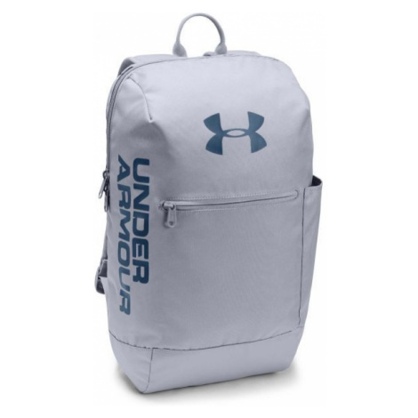 Under Armour UA PATTERSON BACKPACK gray - Backpack