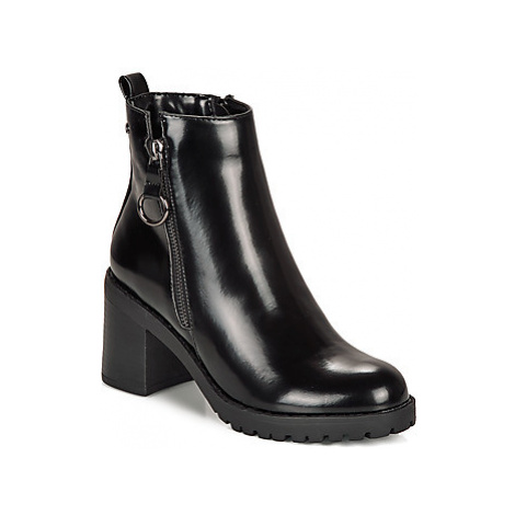 MTNG 58604-C47168 women's Low Ankle Boots in Black