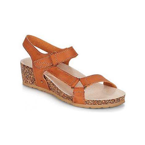 Spot on DIBESTYP women's Sandals in Brown