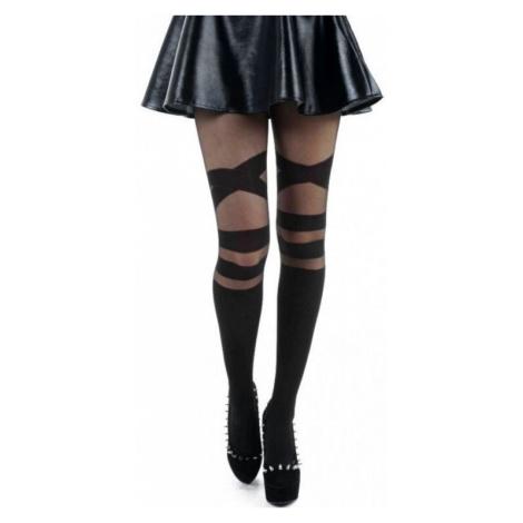 Pamela Mann V Strap Sheer Tights Tights black