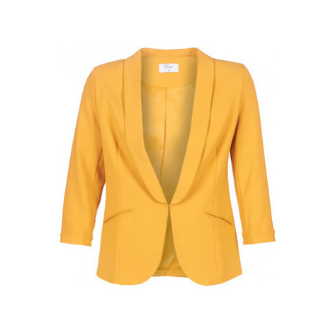 Betty London IOUPA women's Jacket in Yellow