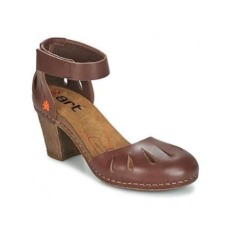 Art IMEET women's Sandals in Brown