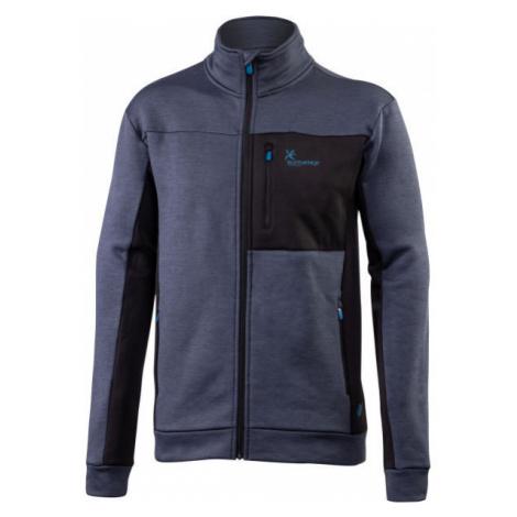 Klimatex TRUDO black - Men's outdoor sweatshirt
