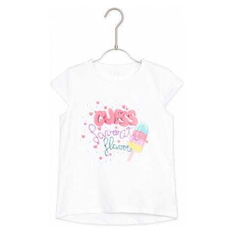 Guess Kids T-shirt White