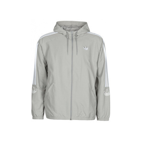 Adidas OUTLINE TRF WB men's Sweatshirt in Grey