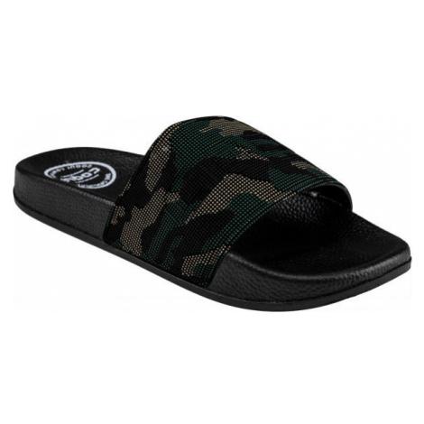Coqui FLEO green - Unisex slippers