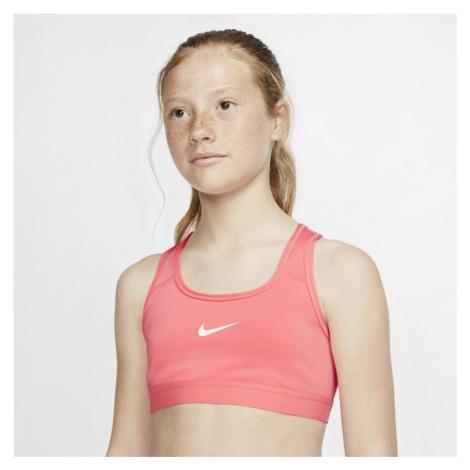 Nike Older Kids' (Girls') Sports Bra - Pink