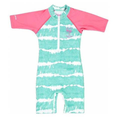 swimsuit Billabong Logo Combi Toddler - Beach Glass - kid´s